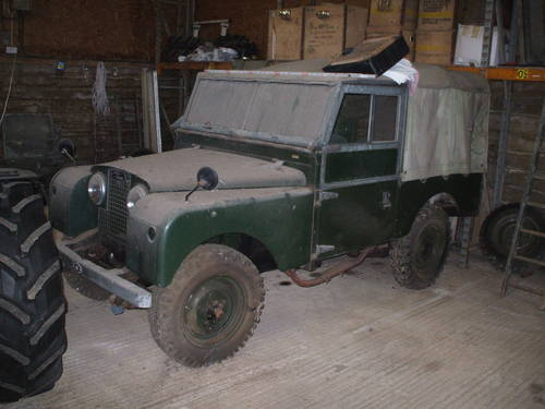 1948 LAND ROVER SERIES 1 ONE & 2 II ANY CONDITION! Wanted (picture 2 of 4)