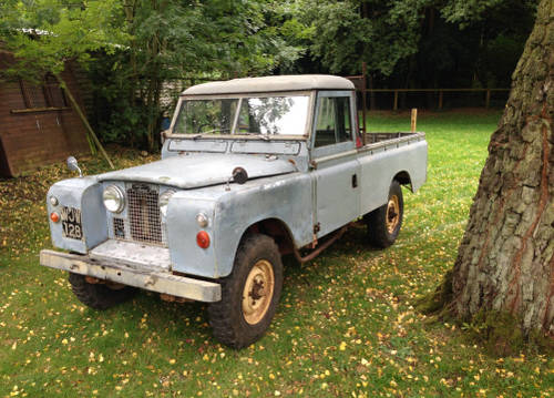1948 LAND ROVER SERIES 1 ONE & 2 II ANY CONDITION! Wanted (picture 3 of 4)