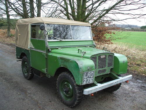 1948 LAND ROVER SERIES 1 ONE & 2 II ANY CONDITION! Wanted (picture 4 of 4)