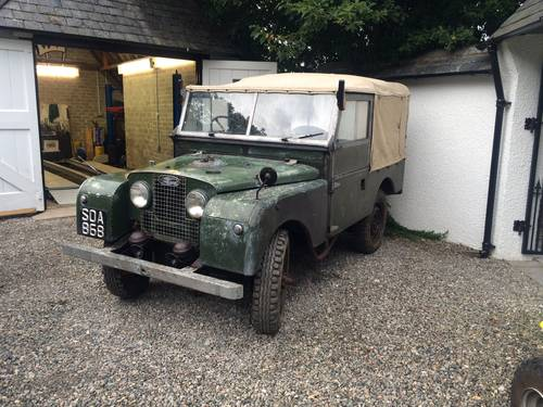 1948 Looking for all Series 1, 2 and 3 Land Rovers CASH PAID! For Sale (picture 1 of 6)