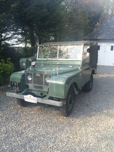 1948 Looking for all Series 1, 2 and 3 Land Rovers CASH PAID! For Sale (picture 4 of 6)