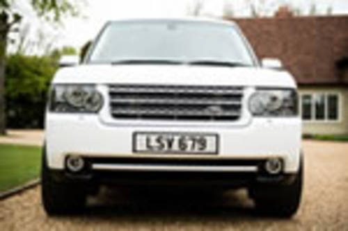 Land Rover Range Rover Vogue For Hire (picture 1 of 3)