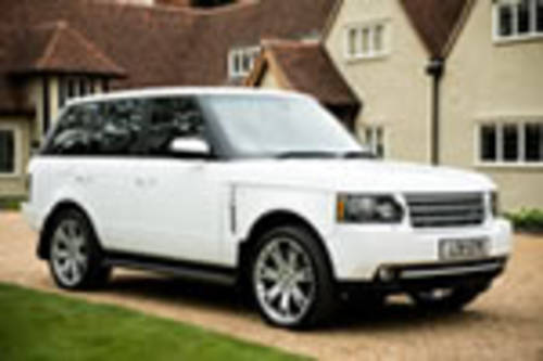 Land Rover Range Rover Vogue For Hire (picture 2 of 3)