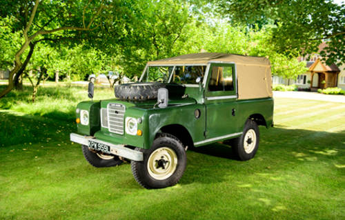 Land Rover Series 3 For Hire (picture 1 of 4)