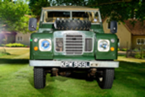 Land Rover Series 3 For Hire (picture 2 of 4)