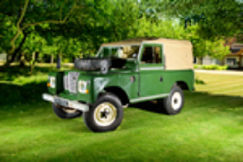 Land Rover Series 3 For Hire (picture 3 of 4)