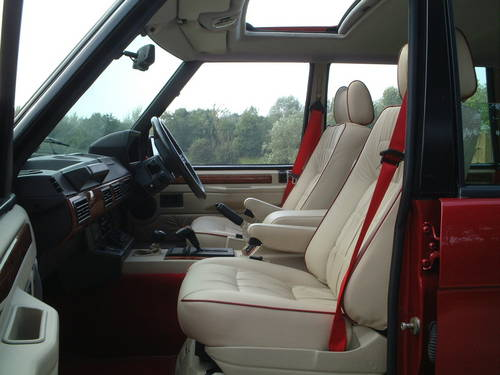 RANGE ROVER CLASSIC NEW HEADLINING VOGUE COUNTY SE For Sale (picture 3 of 5)