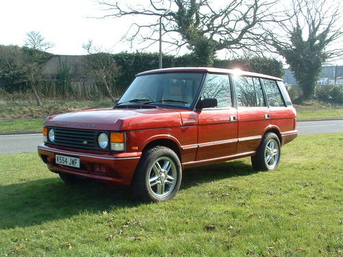 RANGE ROVER CLASSIC NEW HEADLINING VOGUE COUNTY SE For Sale (picture 5 of 5)
