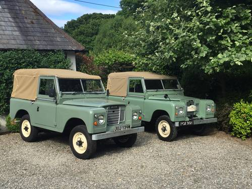 1980 Land Rover Series 3 88 !!SOLD MORE REQUIRED!! Wanted (picture 1 of 1)