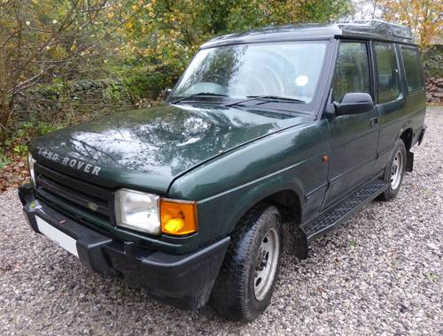 1997 DISCOVERY THREE DOOR MANUAL 300TDi For Sale (picture 5 of 6)