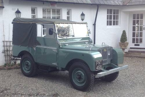 1948 Looking for all Series 1, 2 and 3 Land Rovers CASH PAID! For Sale (picture 3 of 6)