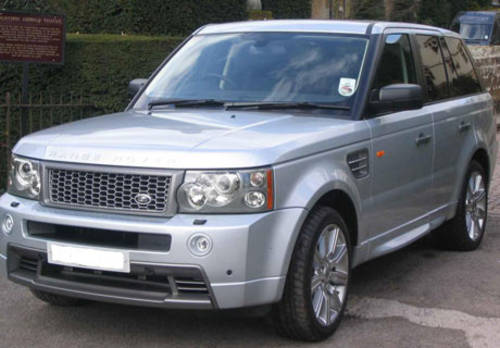 Range Rover Sport HST Supercharged For Hire (picture 2 of 4)