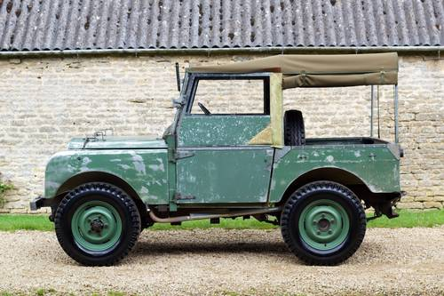 1948 Looking For All Land Rover Series 1, 2 and 3 CASH PAID  For Sale (picture 2 of 5)