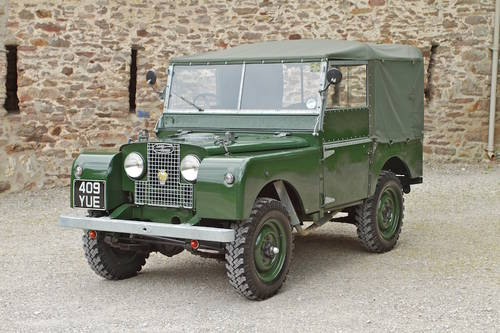 1948 Looking For All Land Rover Series 1, 2 and 3 CASH PAID  For Sale (picture 3 of 5)