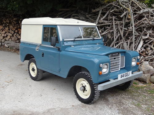1948 Looking For All Land Rover Series 1, 2 and 3 CASH PAID  For Sale (picture 4 of 5)
