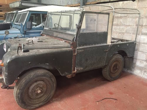 1948 Looking For All Land Rover Series 1, 2 and 3 CASH PAID  For Sale (picture 5 of 5)