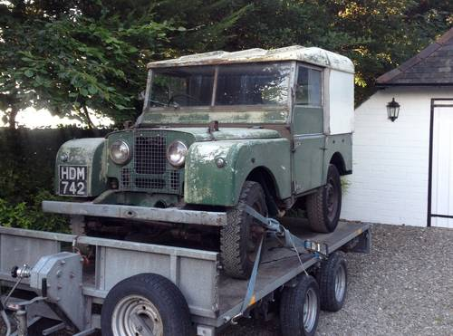 1948 Looking For All Land Rover Series 1, 2 and 3 CASH PAID  Wanted (picture 3 of 5)
