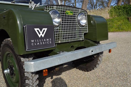 1951 Land Rover Series 1 80 Wanted (picture 2 of 6)