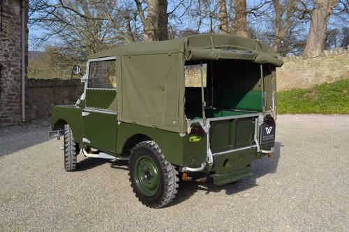 1951 Land Rover Series 1 80 Wanted (picture 4 of 6)