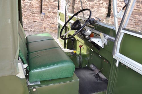 1951 Land Rover Series 1 80 Wanted (picture 5 of 6)