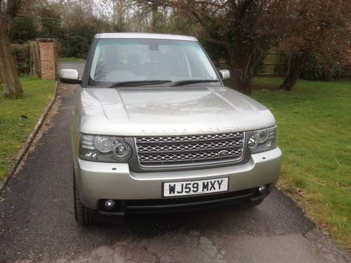 2010 Range Rover Vouge TDV8 Auto SOLD (picture 2 of 6)