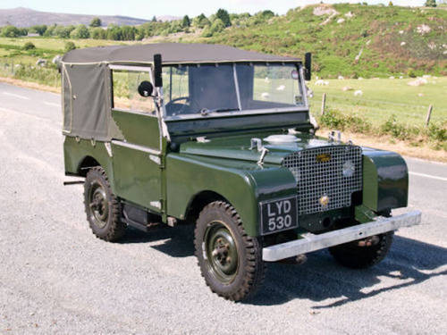 1948 Looking For All Land Rover Series 1, 2 and 3 CASH PAID  Wanted (picture 1 of 5)