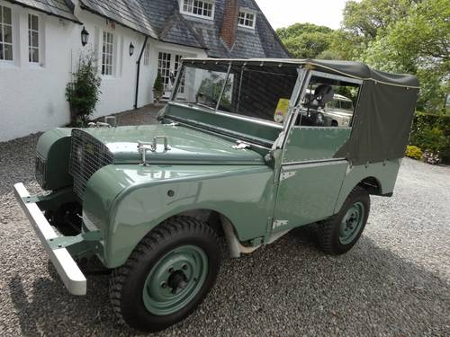 1948 Looking for all Series 1, 2 and 3 Land Rovers CASH PAID! Wanted (picture 1 of 6)