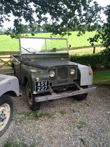 1948 Looking for all Series 1, 2 and 3 Land Rovers CASH PAID! Wanted (picture 2 of 6)