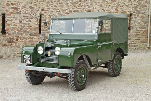1948 Land Rovers Series 1, 2 and 3 WANTED BEST PRICES PAID! For Sale (picture 1 of 6)
