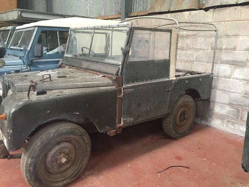 1948 Land Rovers Series 1, 2 and 3 WANTED BEST PRICES PAID! For Sale (picture 3 of 5)