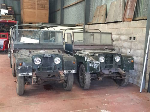 1948 Land Rovers Series 1, 2 and 3 WANTED BEST PRICES PAID! For Sale (picture 4 of 5)
