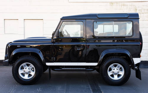 2016 BRAND NEW LAND ROVER DEFENDER 90 XS STATION WAGON For Sale (picture 2 of 6)
