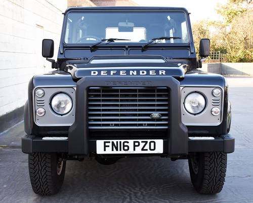 2016 BRAND NEW LAND ROVER DEFENDER 90 XS STATION WAGON For Sale (picture 3 of 6)
