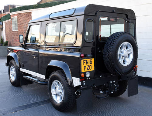 2016 BRAND NEW LAND ROVER DEFENDER 90 XS STATION WAGON For Sale (picture 4 of 6)