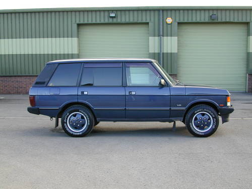 1993 RANGE ROVER CLASSIC 4.2 LSE RHD - COLLECTOR QUALITY  For Sale (picture 2 of 6)