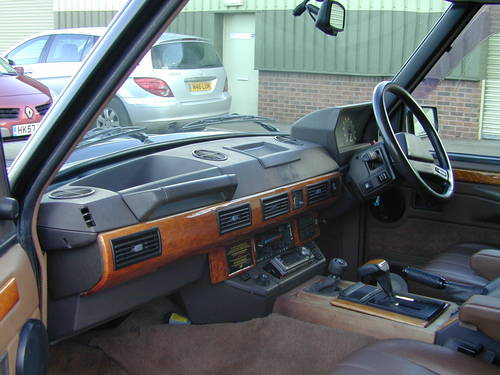 1993 RANGE ROVER CLASSIC 4.2 LSE RHD - COLLECTOR QUALITY  For Sale (picture 4 of 6)