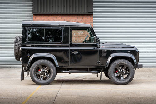 1000 LAND ROVER DEFENDER 90 XS | TWEAKED URBAN EDITION UPGRADE For Sale (picture 2 of 6)