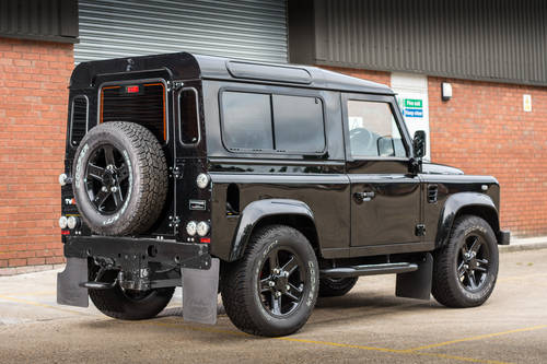 1000 LAND ROVER DEFENDER 90 XS | TWEAKED URBAN EDITION UPGRADE For Sale (picture 3 of 6)