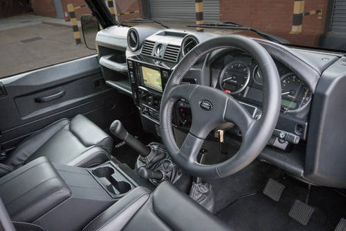 1000 LAND ROVER DEFENDER 90 XS | TWEAKED URBAN EDITION UPGRADE For Sale (picture 4 of 6)