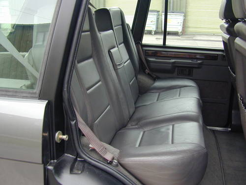 1990 RANGE ROVER CLASSIC 3.9 LHD - COLLECTOR QUALITY - CHOICE For Sale (picture 5 of 6)