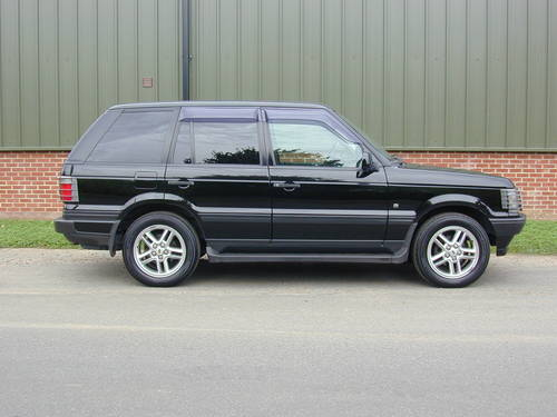 2000 RANGE ROVER P38 4.6 VOGUE RHD - COLLECTOR QUALITY! For Sale (picture 2 of 6)