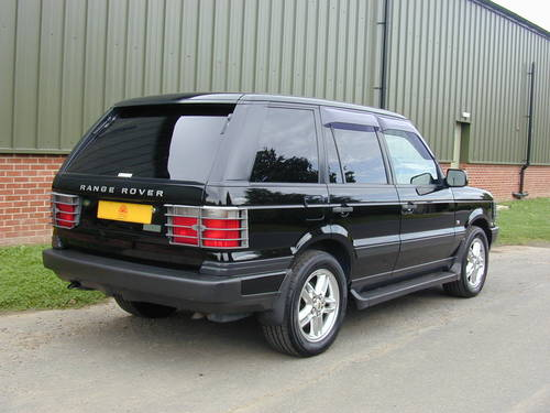 2000 RANGE ROVER P38 4.6 VOGUE RHD - COLLECTOR QUALITY! For Sale (picture 3 of 6)