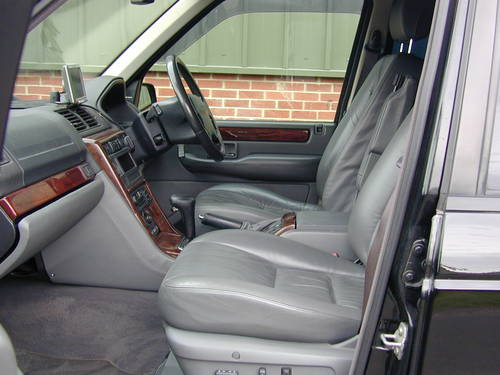 2000 RANGE ROVER P38 4.6 VOGUE RHD - COLLECTOR QUALITY! For Sale (picture 4 of 6)