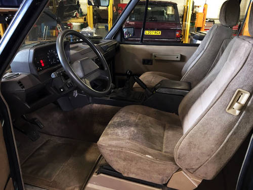 1992 LHD Range Rover 2 Door VM - 95% Rust Free - Ideal Resto For Sale (picture 5 of 6)