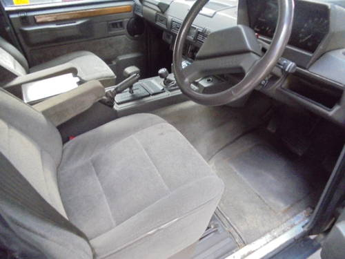 1989 classic range rover vogue 3.9 efi For Sale (picture 5 of 6)