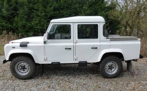 2011 LANDROVER DEFENDER PUMA 110 TDCI DOUBLE CAB COUNTY          For Sale (picture 2 of 6)