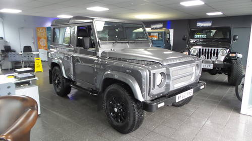 2010 Land Rover Defender 2.4 XS Station Wagon WIDE ARCH BODY KIT For Sale (picture 1 of 6)