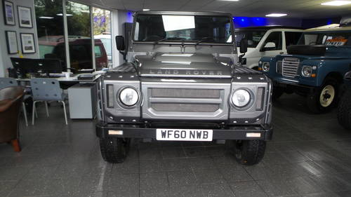 2010 Land Rover Defender 2.4 XS Station Wagon WIDE ARCH BODY KIT For Sale (picture 2 of 6)