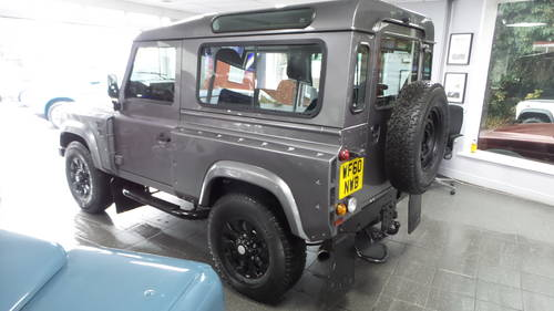 2010 Land Rover Defender 2.4 XS Station Wagon WIDE ARCH BODY KIT For Sale (picture 3 of 6)