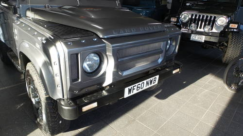 2010 Land Rover Defender 2.4 XS Station Wagon WIDE ARCH BODY KIT For Sale (picture 6 of 6)
